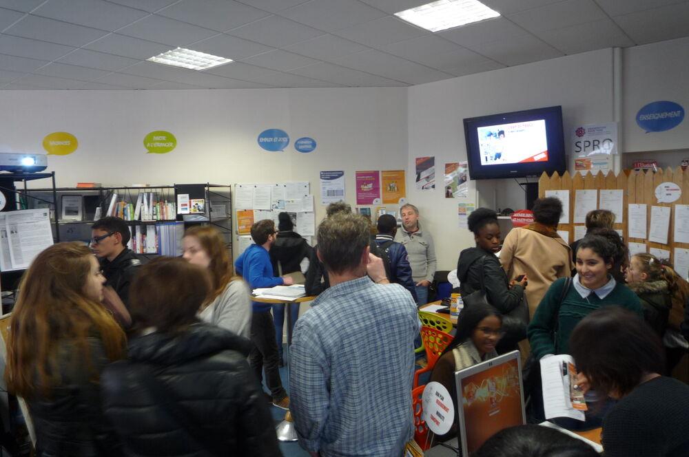 le centre information jeunesse