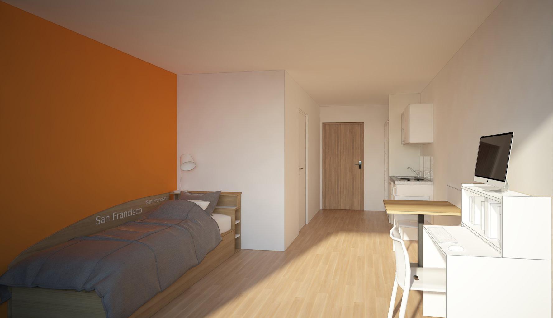 le logement pour les jeunes ville du mans. Black Bedroom Furniture Sets. Home Design Ideas