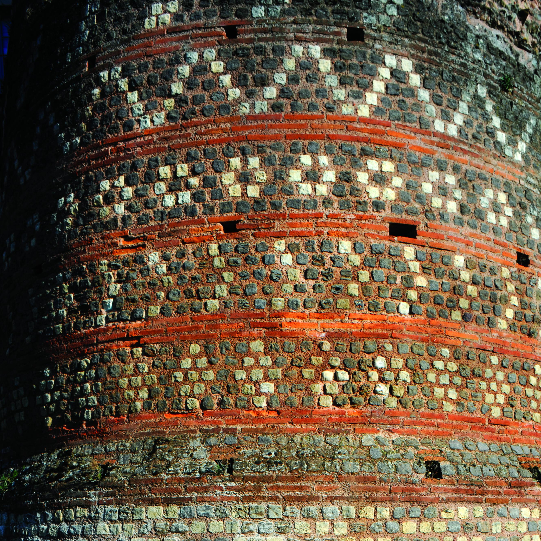 Périmètre Du Mur D Aurélien l'enceinte romaine - ville du mans
