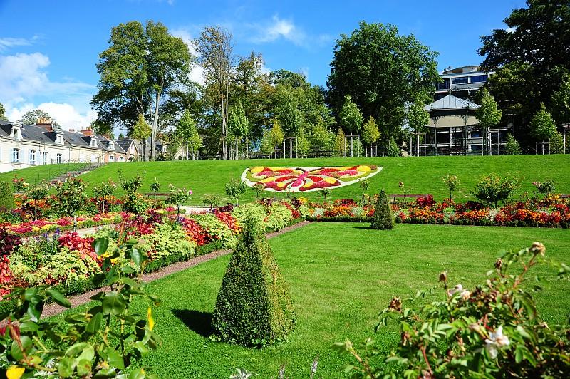 Le jardin des plantes site de la ville du mans for Le jardin de plantes