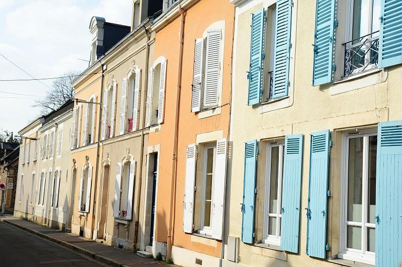 couleur facade beautiful peinture pour facade de maison ravalement faaade proche de bacziers. Black Bedroom Furniture Sets. Home Design Ideas
